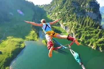 Alex Coco Pro cuenta que a pesar del riesgo estas actividades son retos que ofrecen una experiencia única y llena de emoción