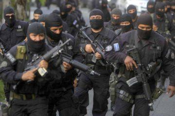 Los sujetos era jefes de la pandilla Mara Salvatrucha, una de las bandas más peligrosas en el país centroamericano