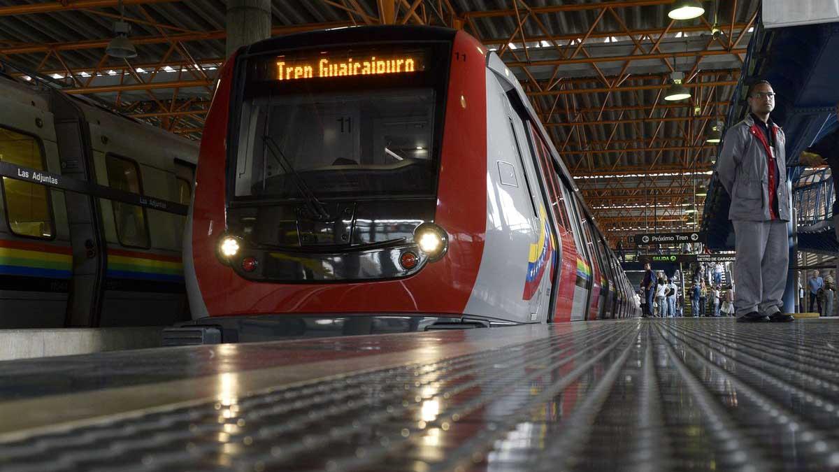 Una falla eléctrica en la estación Mamera fue la causa por la que el servicio se suspendiera por casi una hora
