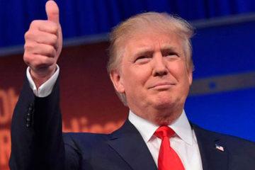 """El mandatario Norteamericano felicitó este martes la llegada del 2019 a todo el mundo, incluyendo """"los criticones"""""""
