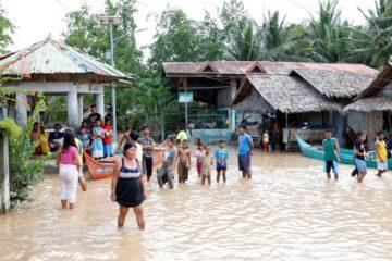 Aumenta a 29 la cifra de muertos tras deslizamiento de tierra en Filipinas