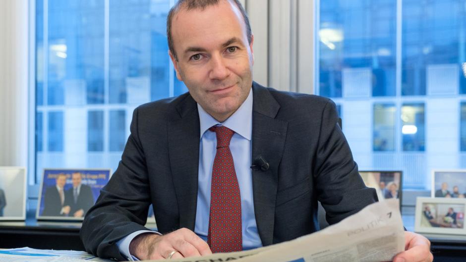 """El líder de los conservadores europeos señaló que su objetivo es """"renovar la conexión entre las personas y la Unión Europea"""""""