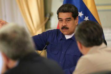 Maduro anunció cambios en el gabinete ministerial