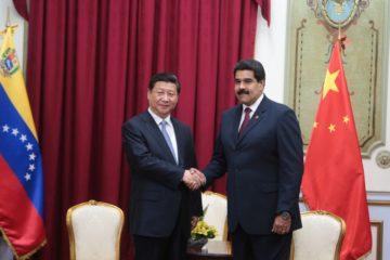 Venezuela y China firman 28 acuerdos de cooperación bilateral