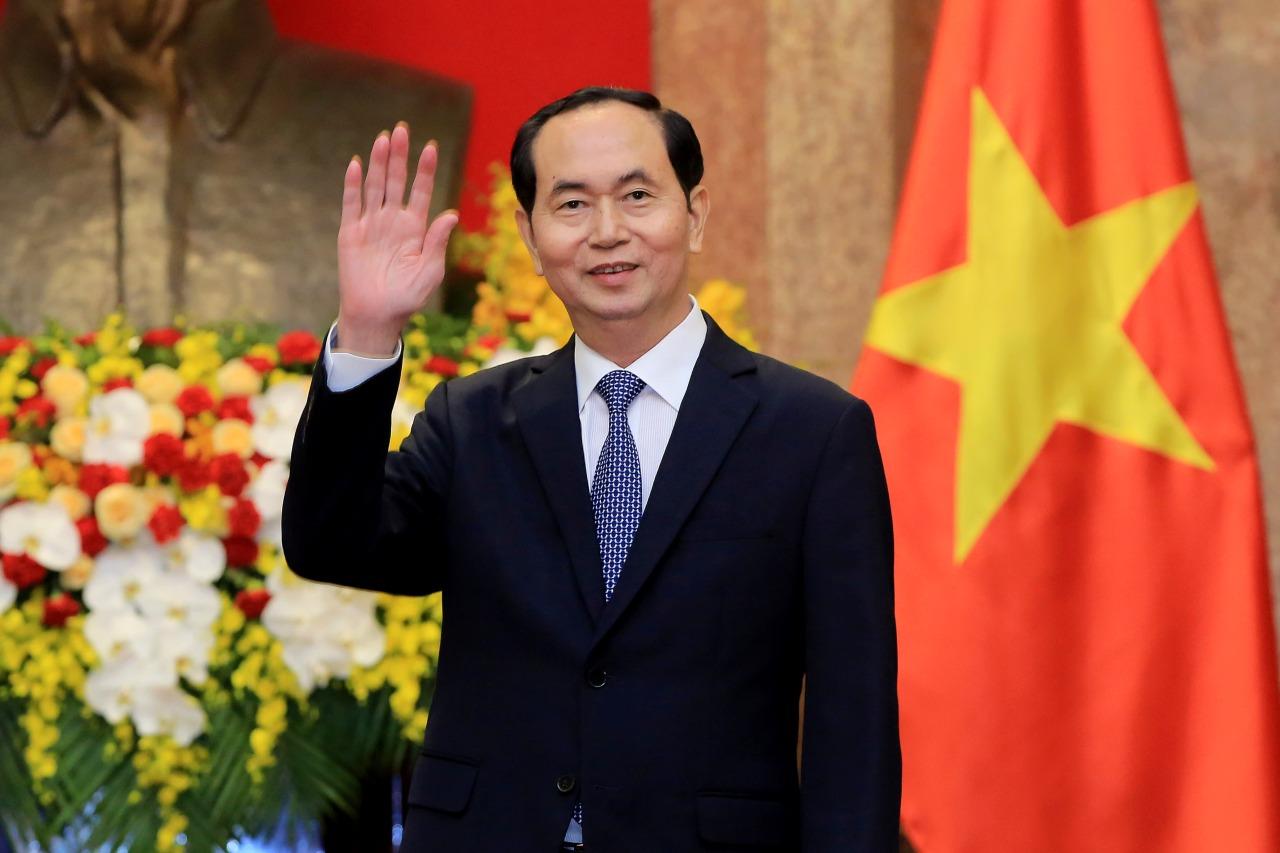 Muere el presidente de Vietnam, Tran Dai Quang