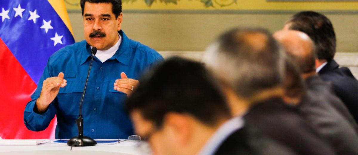 Maduro: Todos los días estamos amenazados por el imperio norteamericano