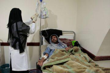 Epidemia de cólera en Zimbabue lleva 5.000 infectados y 32 muertos