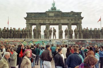 Niegan construcción de un nuevo Muro de Berlín por motivos de seguridad