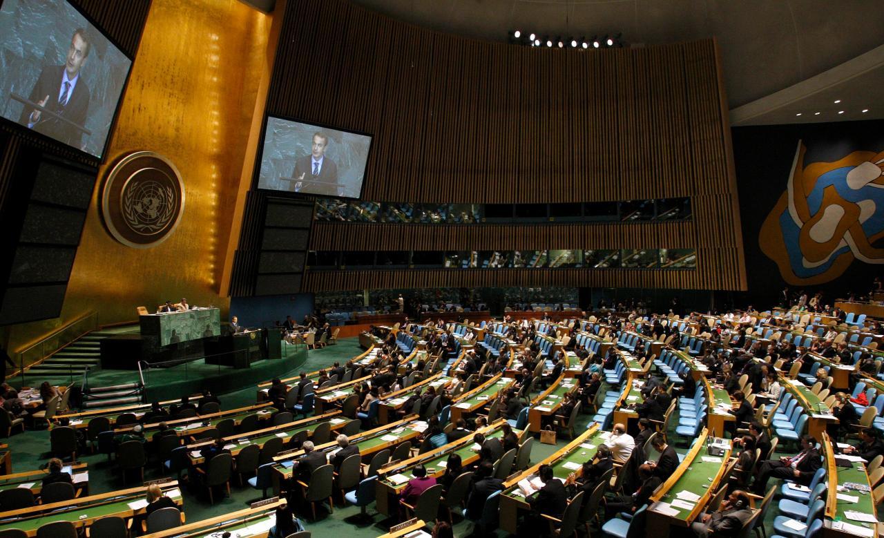 Este martes arranca la Asamblea General de la ONU en Nueva York