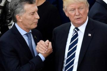 """La presidencia argentina reveló que """"los mandatarios hablaron sobre la reunión que llevarán a cabo ambos equipos económicos en Washington"""
