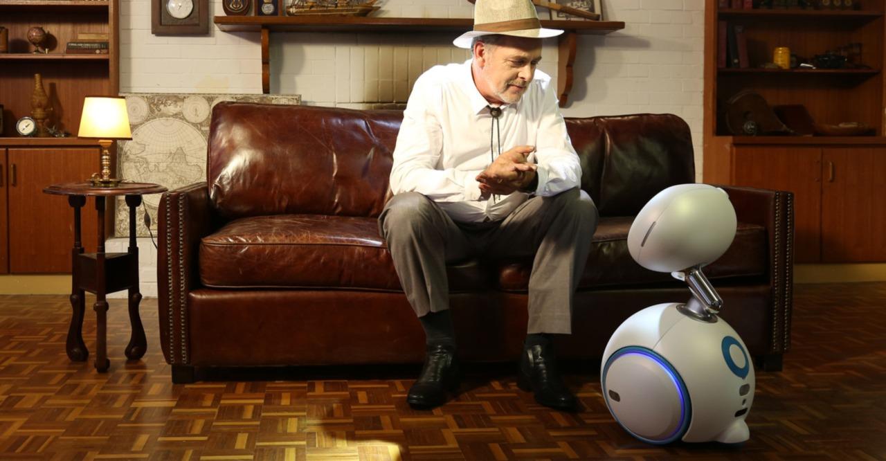 Robots como alternativa en el cuidado de personas mayores