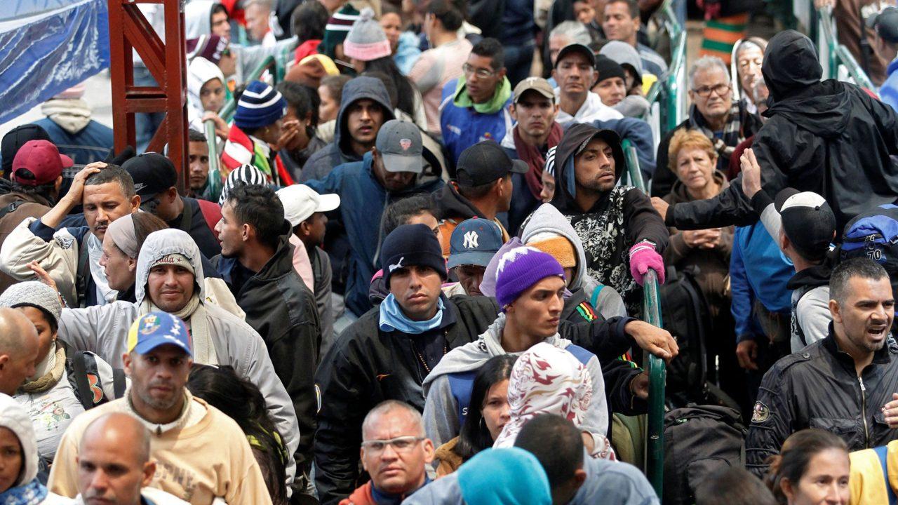 Inicia en Quito reunión técnica sobre migración venezolana