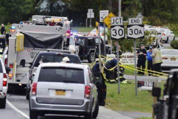 Accidente de limusina en Nueva York ocasionó la muerte de 20 personas