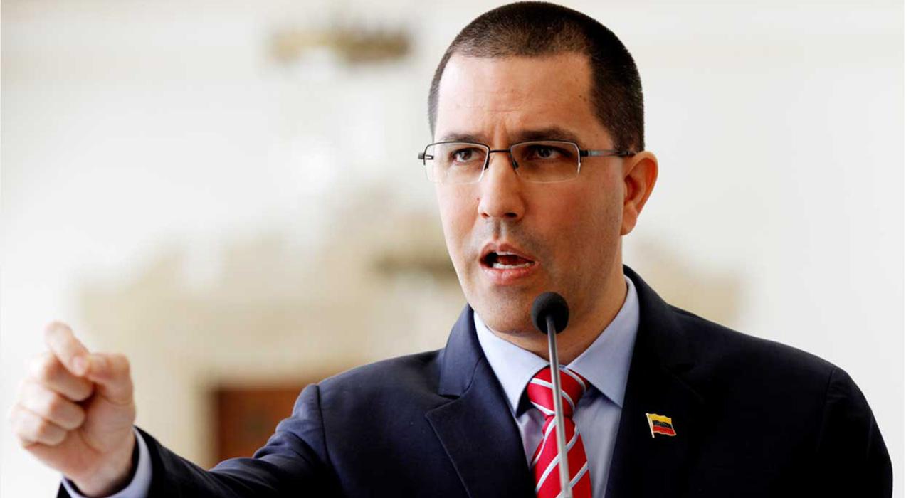 El canciller de la República, Jorge Arreaza, pidió a Paraguay y Canadá fijar su opinión acerca del tema