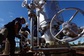 Pemex anunció el hallazgo de siete yacimientos de petróleo en aguas poco profundas del Golfo de México