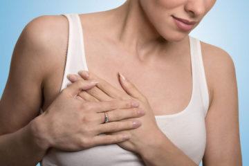 Según especialistas la molestia en las mamas se da tras el desajuste hormonal en esos días