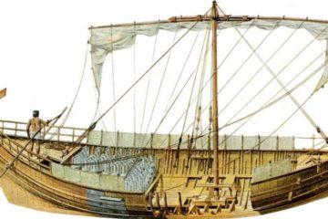 Según los arqueólogos el navío permaneció intacto debido al agua fría de las profundidades