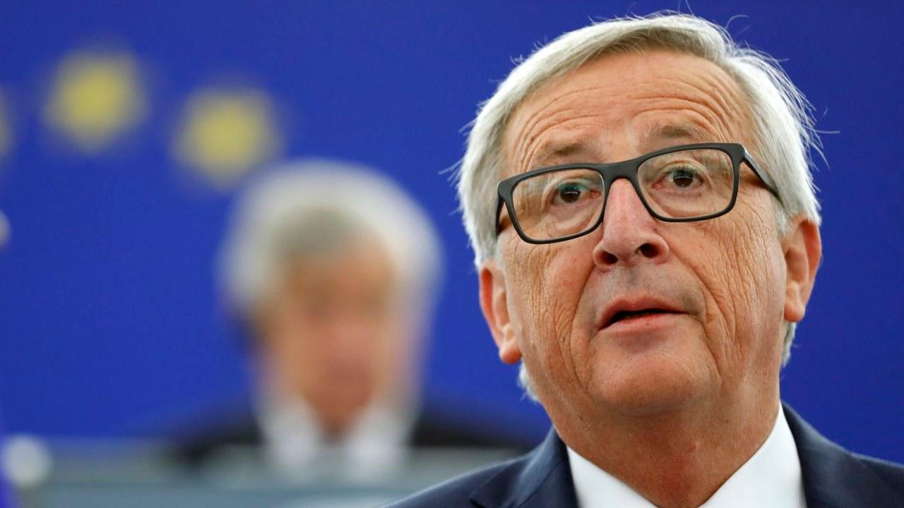 El presidente de la Comisión Europea manifestó su apoyó al Gobierno colombiano