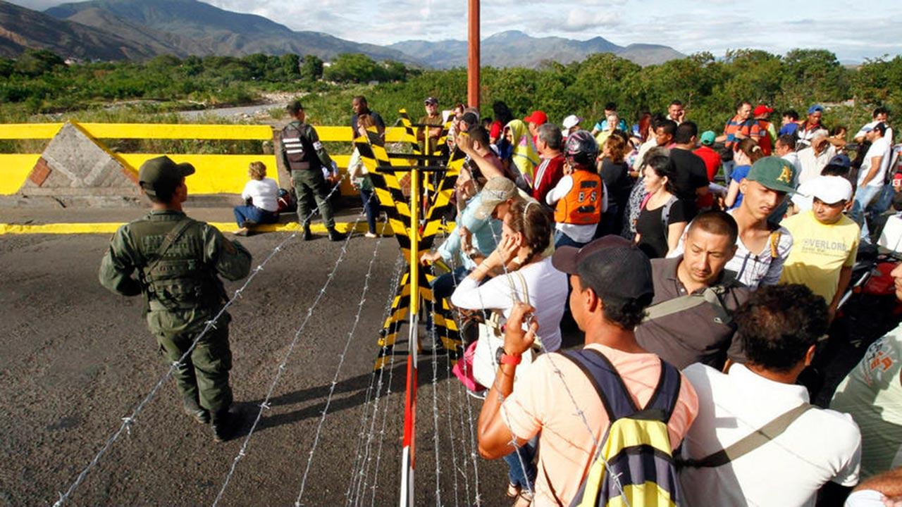 Según la ministra Alicia Arango los migrantes podrán laborar de forma legal y obtendrán diversos beneficios sociales
