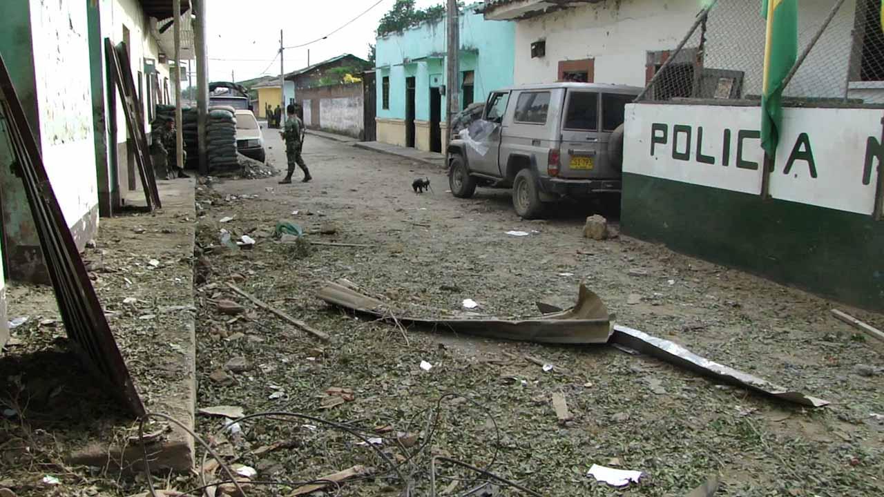 Autoridades sospechan que los autores del atentado pudieron ser disidentes de las FARC