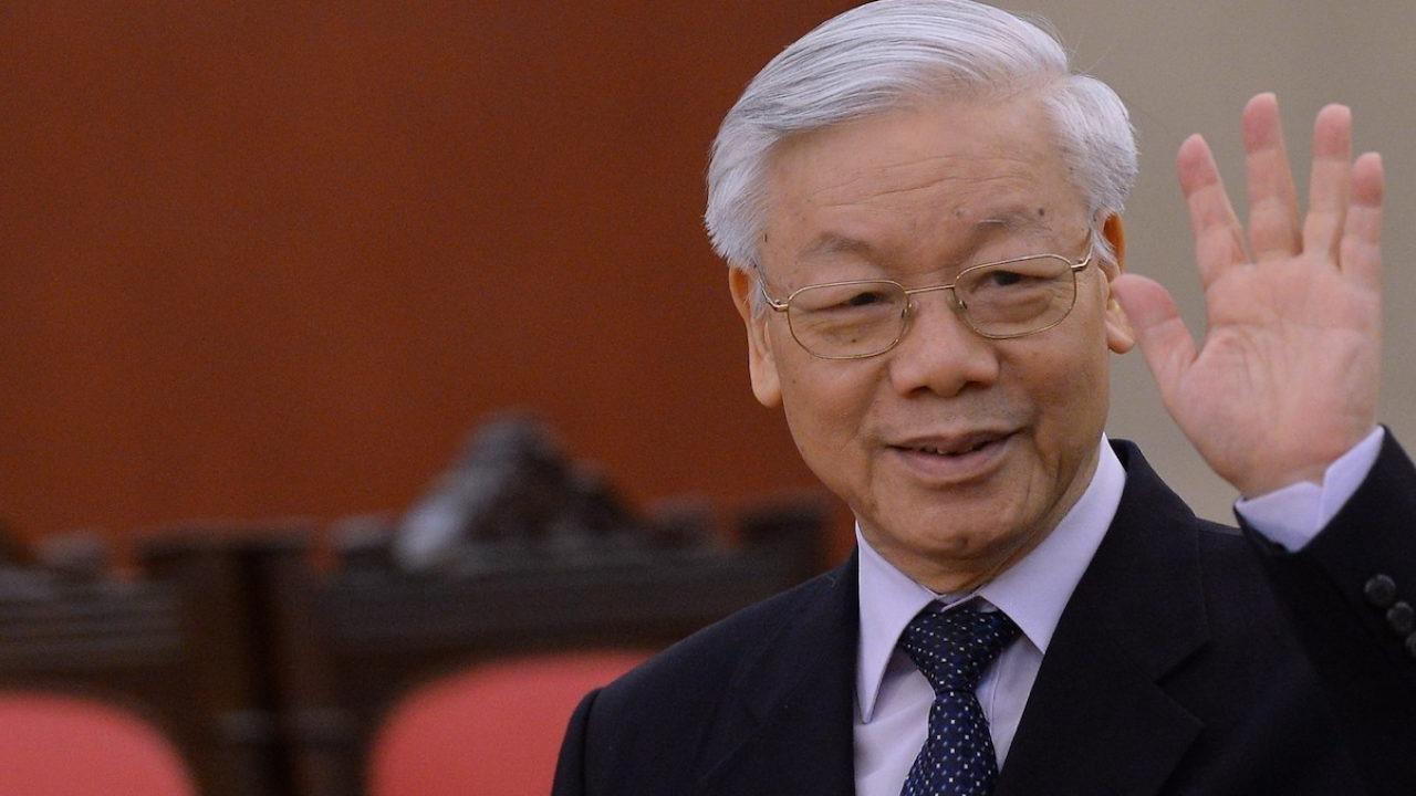 La Asamblea Nacional escogió a el político veterano como el sucesor de Tran Dai Quang hasta el año 2021