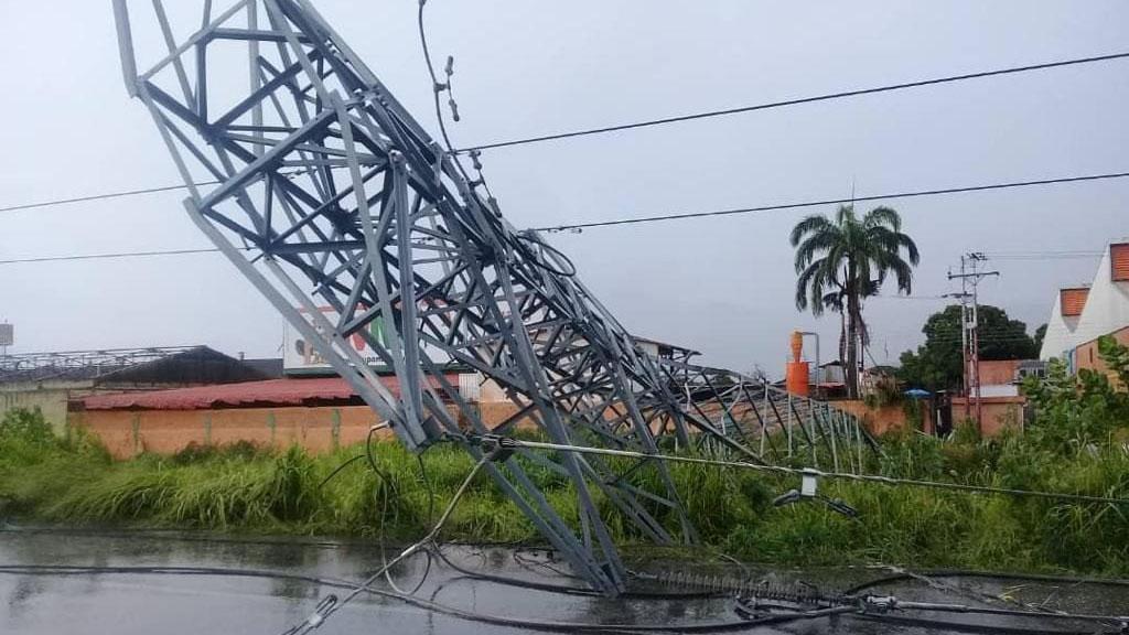 El hecho se registró la tarde de este miércoles en la ARC, lo que causó la interrupción del servicio eléctrico en la entidad