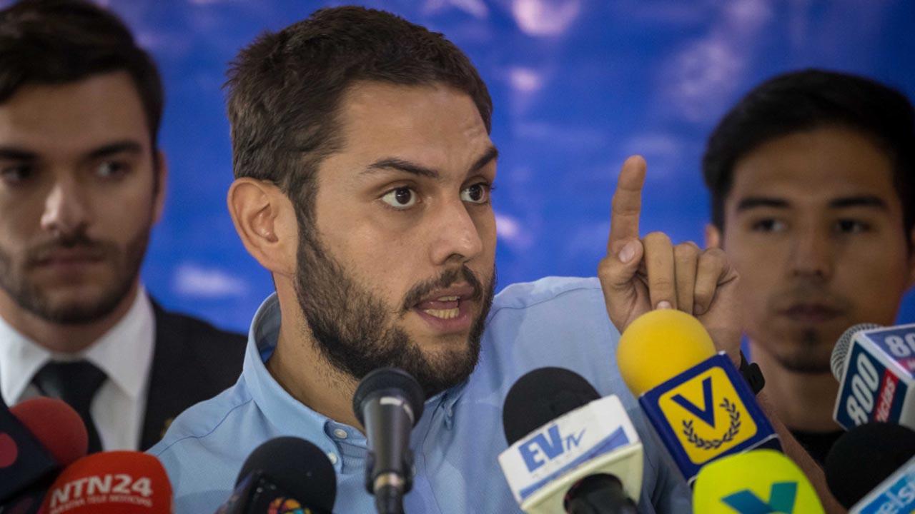 """El abogado defensor del diputado, Joel García, agregó que enla sentencia se detalla """"un delito más grave que el otro"""""""