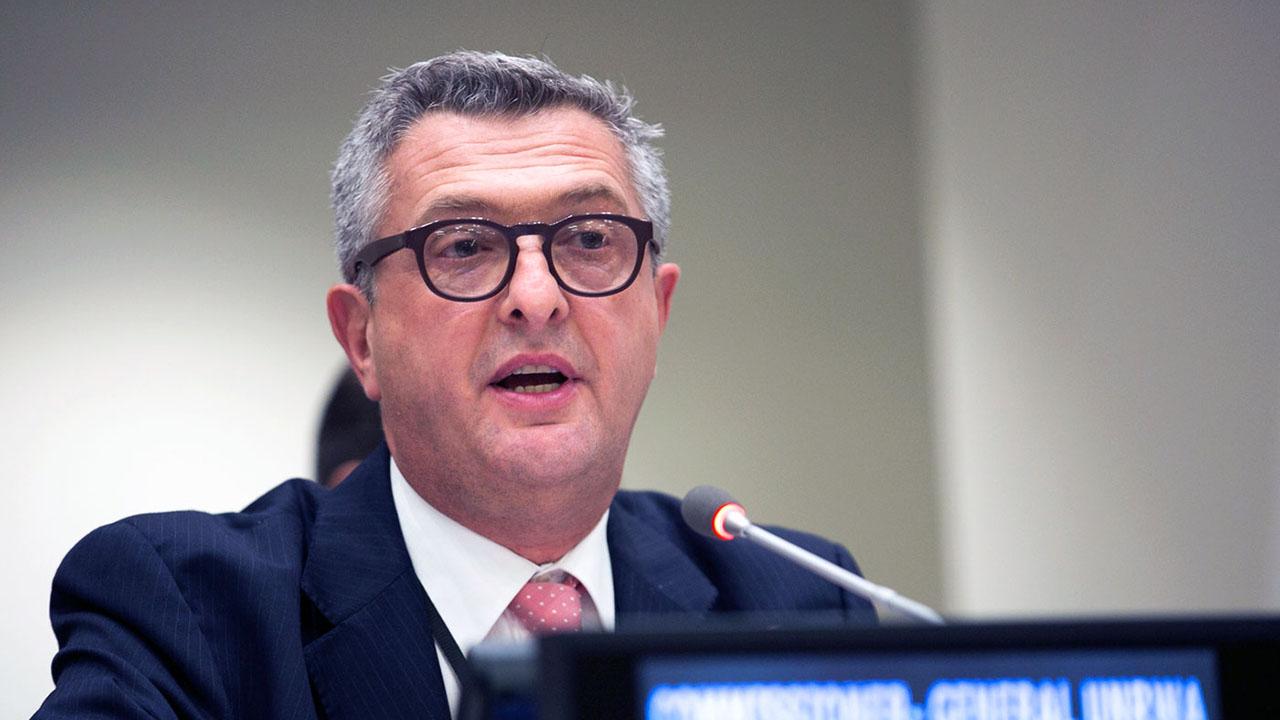 FilippoGrandi agradeció la labor humanitaria de las comunidades receptoras de venezolanos