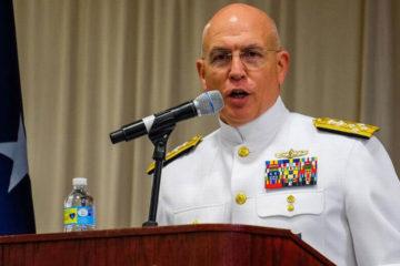 El jefe del Comando Sur de EE.UU. está dispuesto ayudar junto con sus socios de la región al país suramericano