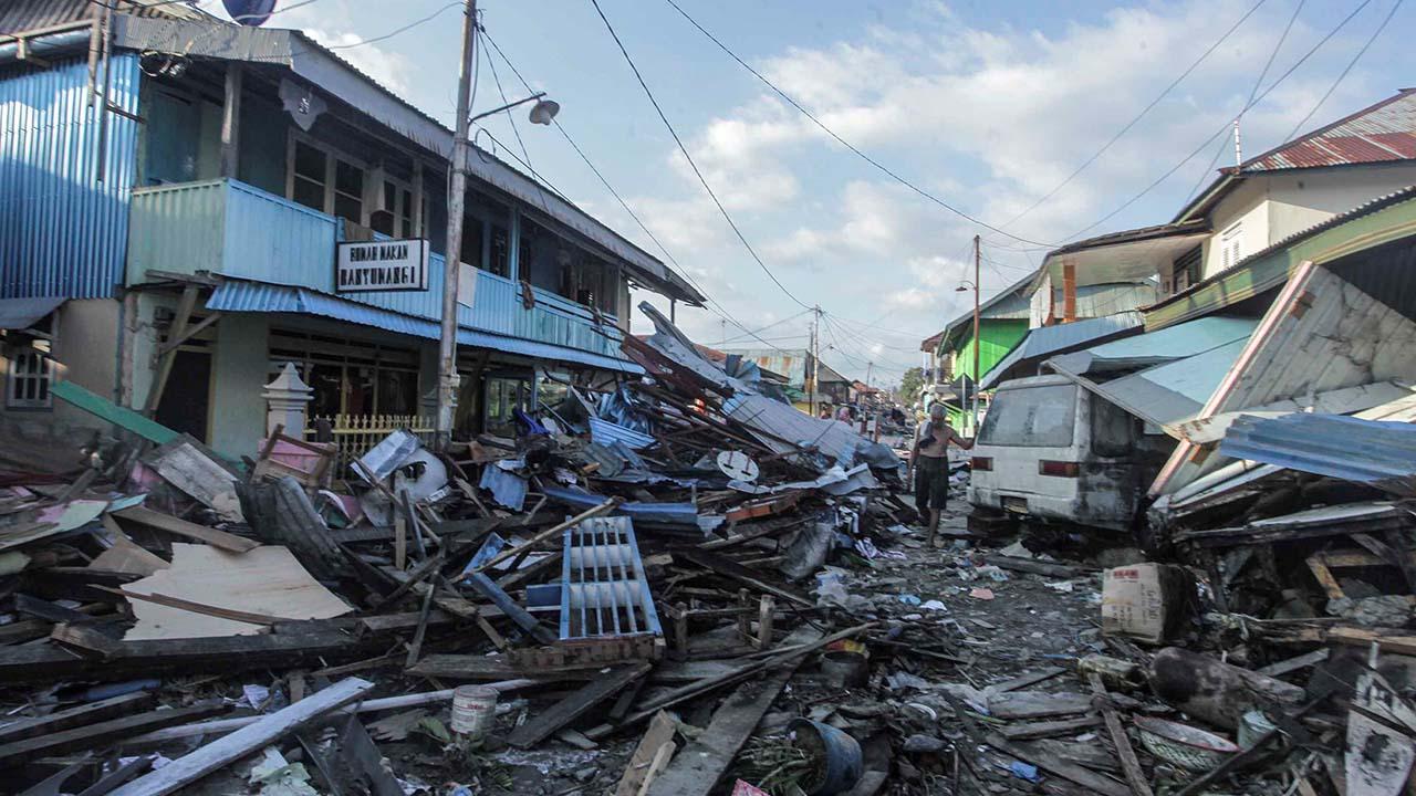 La Agencia Nacional para la Gestión de Desastres aún no posee cifras calculadas de los desaparecidos