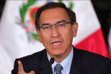 El mandatario peruano abordará diferentes materias como sociales, ambientales, productivos, culturales, energéticos y mineros