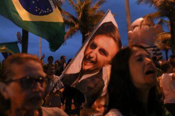 Bolsonaro gana las elecciones y va a segunda vuelta con Haddad
