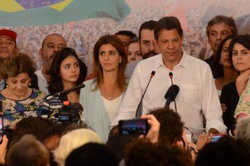 """Haddad: """"Presidente Jair Bolsonaro, le deseo éxito"""""""