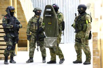 Atentado en una sede del servicio secreto ruso dejó un fallecido