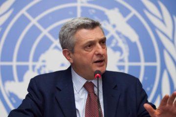 El alto comisionado de Naciones Unidas Filippo Grandi, felicitó a los países latinoamericanos por la Declaración de Quito