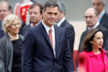 El opositor venezolano llegó a Madrid en compañía de un funcionario de la nación europea