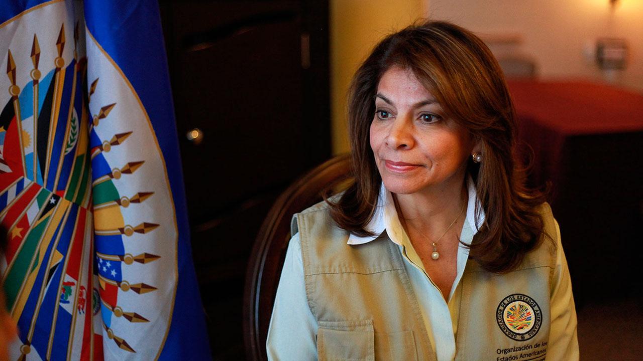 Laura Chinchilla señaló que el organismo espera que estos comicios sirvan para retomar la vida institucional del país sudamericano
