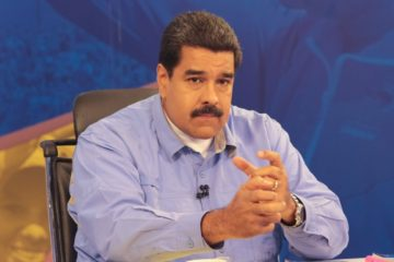 Maduro anunció que la próxima semana se cancelará el pago de los aguinaldos