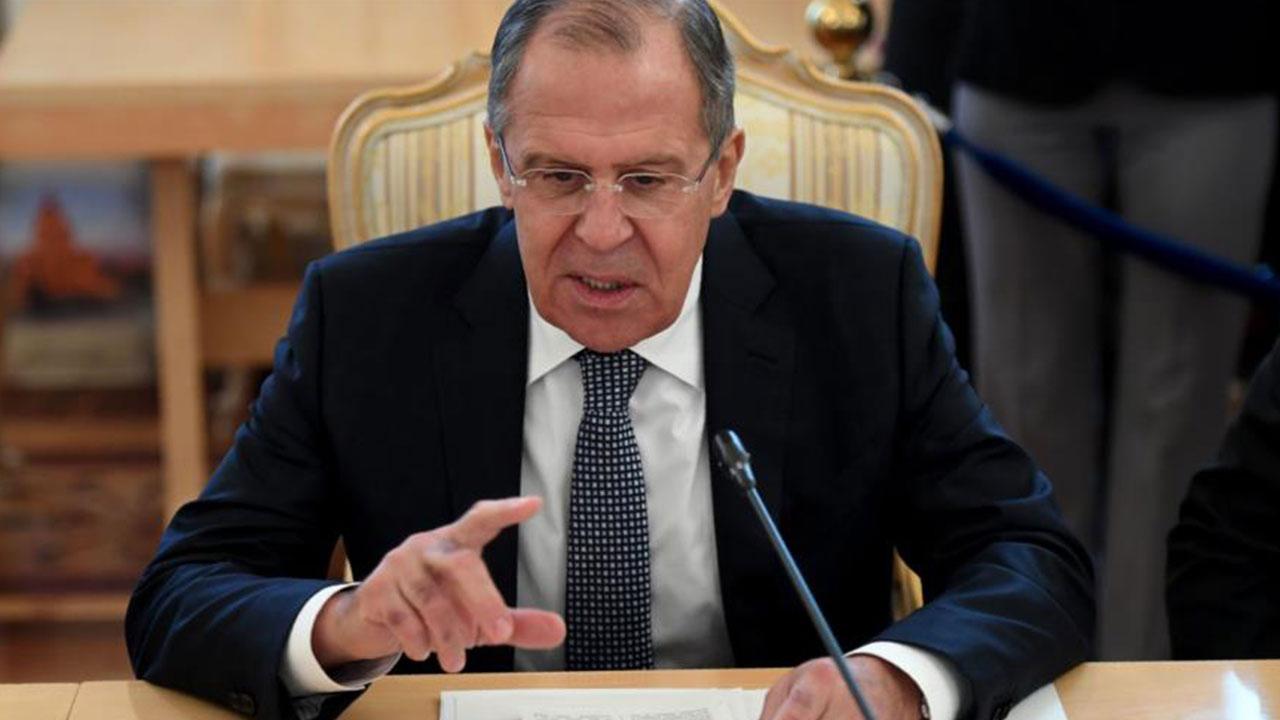 El ministro de Exteriores ruso, Serguei Lavrov, aseguró que los cuatros ciudadanos sólo estaba en un viaje de rutina