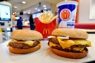 McDonald's eliminará ingredientes artificiales de sus hamburguesas