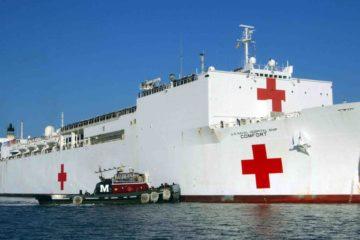 """La operación """"Promesa Duradera"""" del Comando Sur del ejército estadounidense, espera atender cerca de 750 pacientes al día y realizar 20 cirugías en cada jornada"""