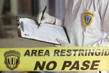 Fue identificada como Arasbel Pernia y su cadáver fue encontrado por los Bomberos del Distrito Capital