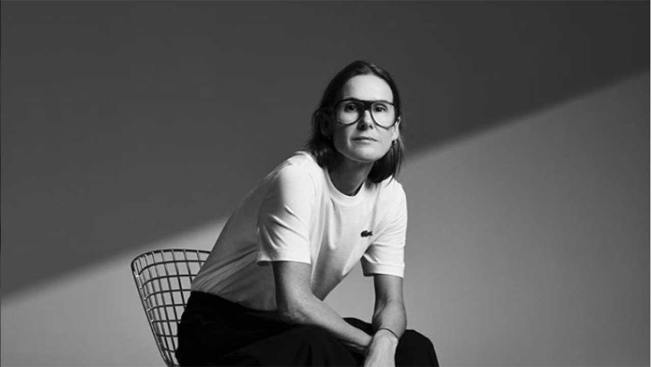Louise Trotter, una diseñadora británica, presentará su primera colección en los próximos días en la semana de la moda en París