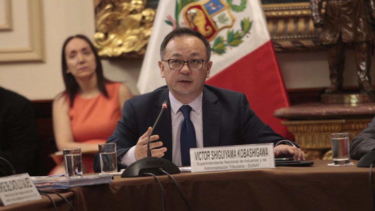 DOBLE LLAVE - Fiscalía involucra a Víctor Shiguiyama en lavado de dinero en campaña presidencial de 2011