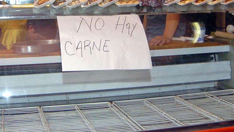 DOBLE LLAVE - Armando Chacín afirma que si se permite comercio entre estados reaparecerán productos cárnicos