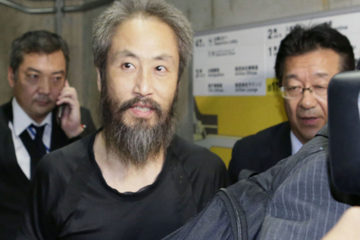 DOBLE LLAVE - Jumpei Yasuda estuvo en cautiverio por el Frente Al Nusra, filial de Al Qaeda