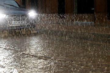 DOBLE LLAVE - El organismo encargado del clima aseguró que las próximas 48 serán de fuertes precipitaciones en casi todo el país