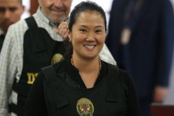 DOBLE LLAVE - El juez Richard ConcepciónCarhuancho indicó que la fecha de la nueva audiencia será anunciada dentro de 24 horas