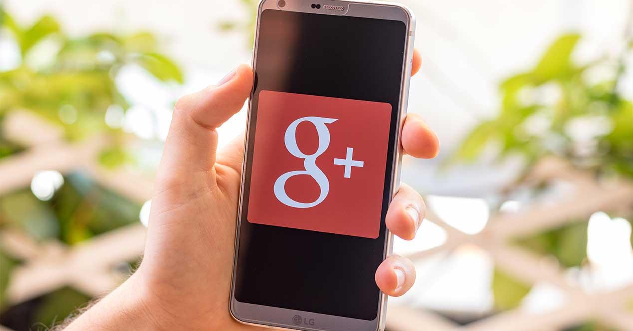 Google cierra Google+ por un error de seguridad en medio millón de cuentas