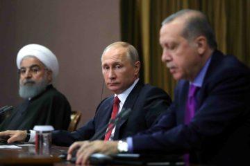 Discutirán formación de un Comité constitucional auspiciado por laONU yel altoal fuego en la provincia de Idlib